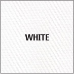 White premium 100% polyester fabric for table covers
